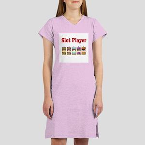 Slot Player Women's Nightshirt