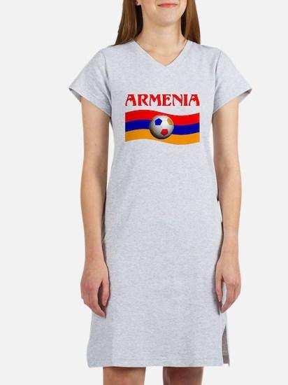 TEAM ARMENIA WORLD CUP Women's Nightshirt
