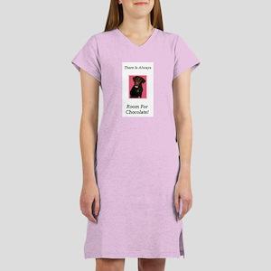 Room For Chocolate Women's Nightshirt