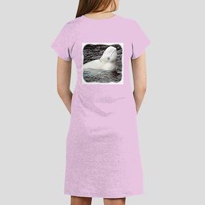 Beluga Head Women's Nightshirt