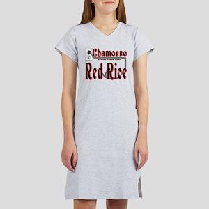 Power by Red Rice Women's Nightshirt