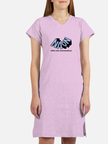 Bent NOUN - Women's Nightshirt