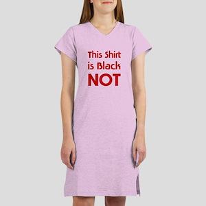 Borat Women's Nightshirt