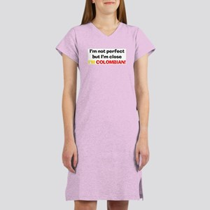 I'm Colombian! Women's Nightshirt