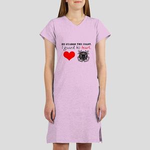 Guard His Heart Women's Nightshirt