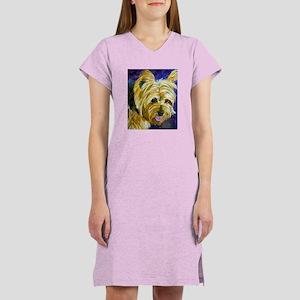 Terrier-misu Women's Nightshirt