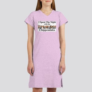 Spent The Night Women's Nightshirt