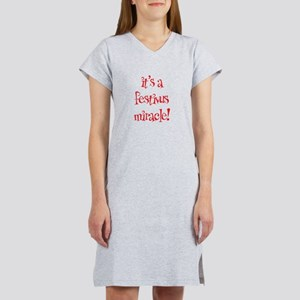 It's a FESTIVUS™ miracle! Women's Nightshirt