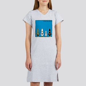 WTD: Blue Album Women's Nightshirt