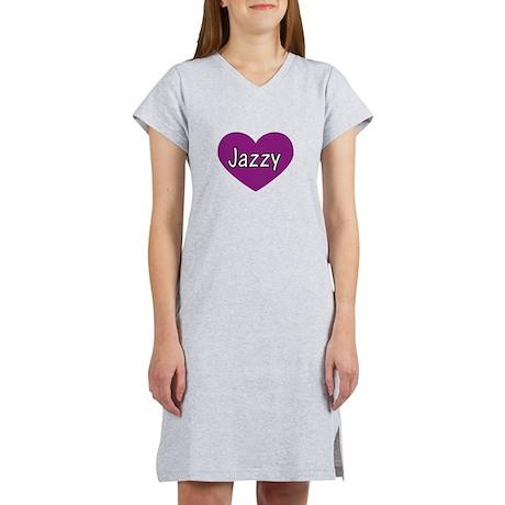 Jazzy Women's Nightshirt