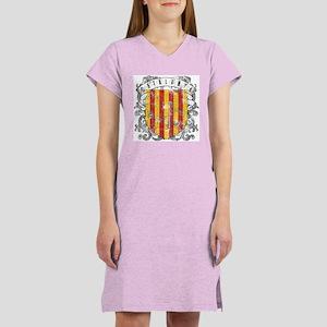 Catalonia Women's Nightshirt