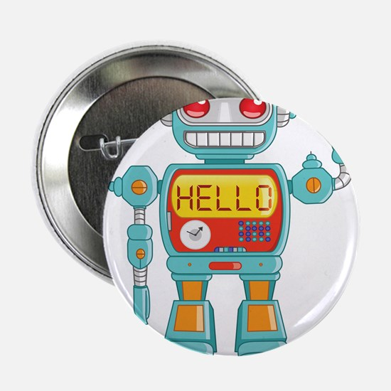 "Hello Robot 2.25"" Button"