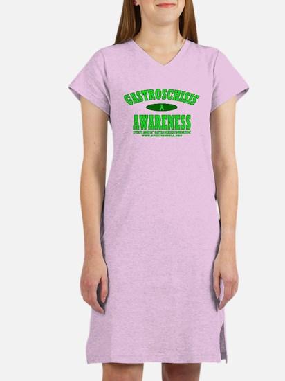 Gastroschisis Awareness Women's Nightshirt