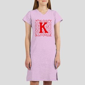 Initial K Women's Nightshirt