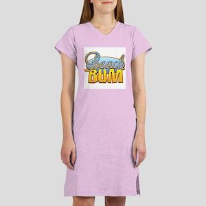 Beach Bum Women's Nightshirt