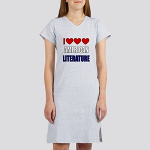 American Literature Women's Nightshirt