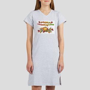 Thanksgiving Women's Nightshirt