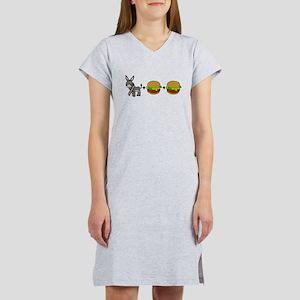 Asperger's Women's Nightshirt