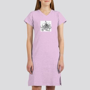 The Octo-Lady Women's Nightshirt