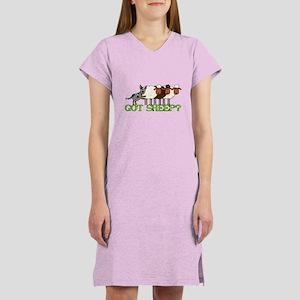 got sheep? Women's Nightshirt