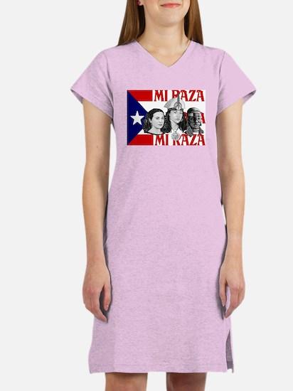 NEW!! MI RAZA (FOR WOMEN) Women's Nightshirt