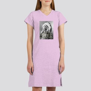 'go back to your own country' Women's Nightshirt