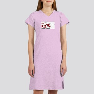Drug of Choice Women's Nightshirt