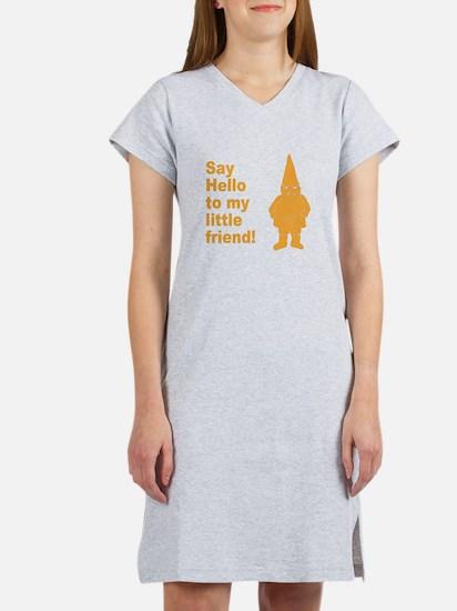 Say Hello Women's Nightshirt
