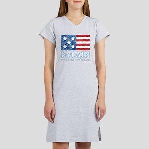 McCain Flag Women's Nightshirt