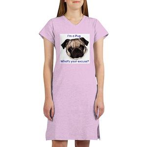 Chinese Pug Pajamas Cafepress