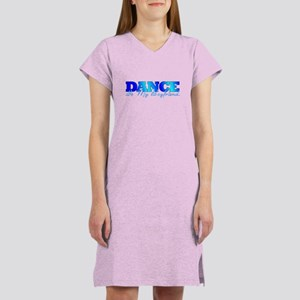Dance Boyfriend Women's Nightshirt