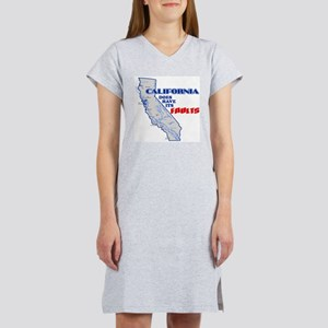 California does have its faul Women's Nightshirt