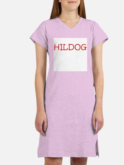 HILDOG Women's Nightshirt
