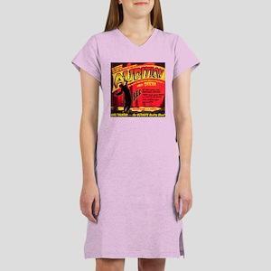 Audition Horror Movie Women's Nightshirt
