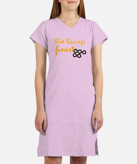 Slot Racings Finest Women's Nightshirt