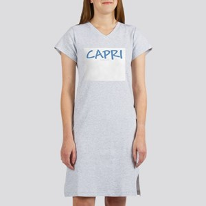 Capri - Women's Nightshirt