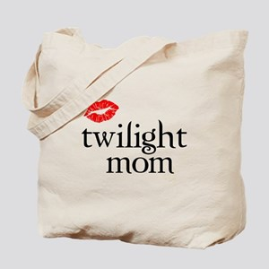 Twi Mom with Lips Tote Bag