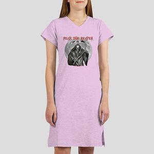 Fear The Reaper Women's Nightshirt