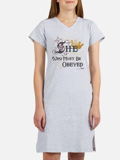 Obeyed Women's Nightshirt