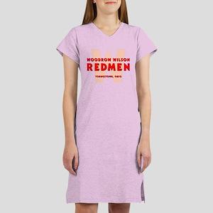 Wilson Redmen Women's Nightshirt