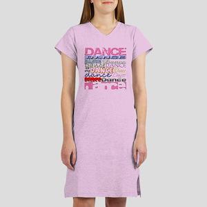 Dance DANCE Dance Women's Nightshirt