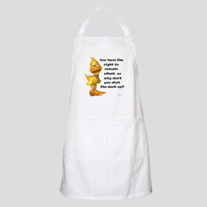 Rude Duck Apron
