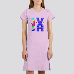 Faces of VA Women's Nightshirt