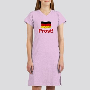 German Prost (Cheers!) Women's Nightshirt