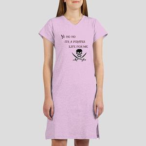 Yo Ho Ho Women's Nightshirt