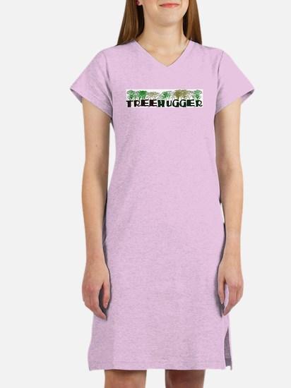 TREEHUGGER Women's Nightshirt