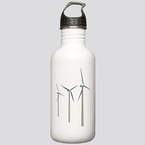 Wind Turbines Stainless Water Bottle 1.0L