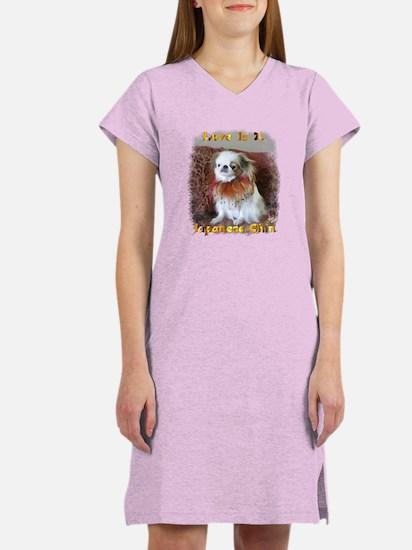 Cute Chin Women's Nightshirt