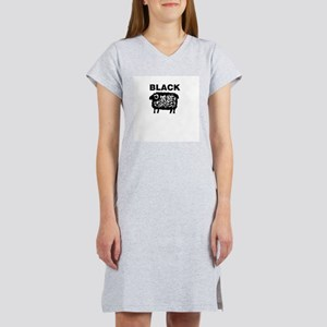 Black Sheep Women's Nightshirt