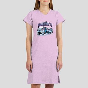 Roughin' it Women's Nightshirt